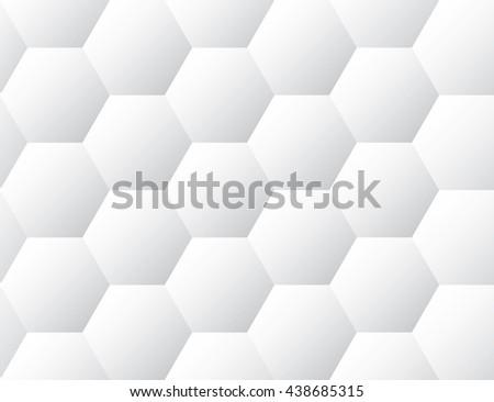 Tileable 3D recurring creative conceptual design techno textural fond consisting of convex plastic celluar grid.  - stock vector