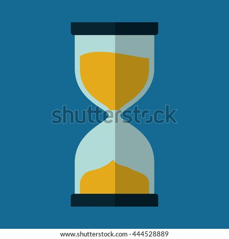Time concept with icon design, vector illustration 10 eps graphic.