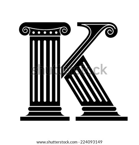 Times Old Roman. - stock vector