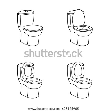 toilet icon stock images royalty free images vectors shutterstock. Black Bedroom Furniture Sets. Home Design Ideas