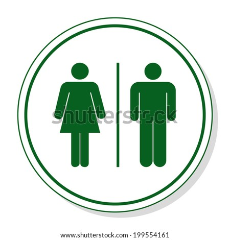 Restroom Symbol Stock Images, Royalty-Free Images ...