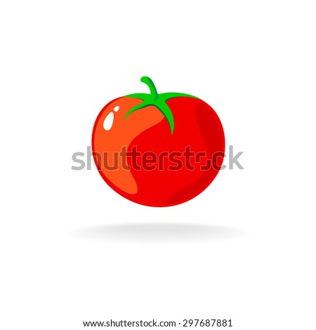 Tomato stock images royalty free images vectors for Simple single