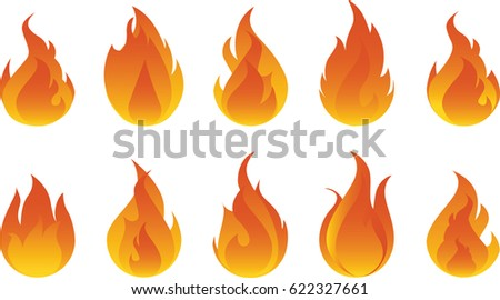 tongues of fire stock images royaltyfree images