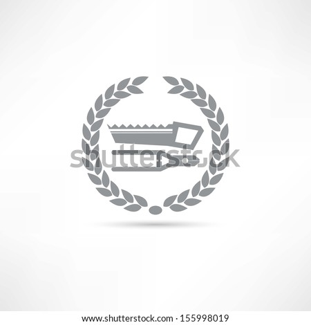 tools icon - stock vector