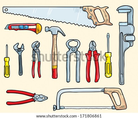 tools set - vector