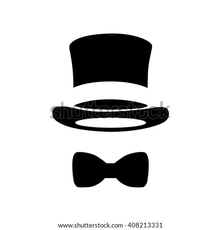 Image result for free picture of top hat and black tie