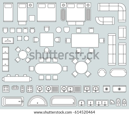 Office Furniture Free Vector Art  5145 Free Downloads