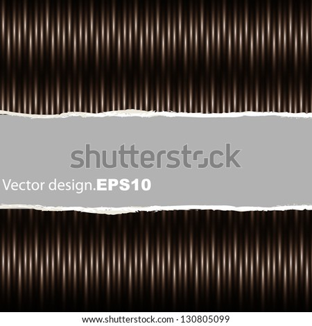 torn paper abstract background