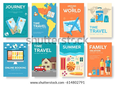 Travel Brochure Images RoyaltyFree Images Vectors – Vacation Brochure Template