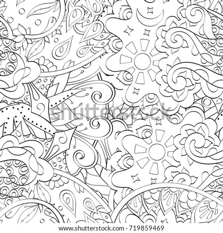 Handdrawn Superstar Scribble Inky Doodles Back 90015394 on happy birthday in binary