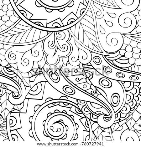 78 Mehndi Designs Coloring Book