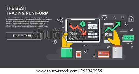 Virtual options trading app