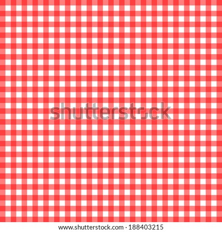 traditional checkered background texture - stock vector