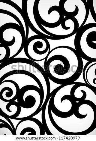 traditional Pattern - stock vector