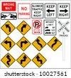 traffic - stock vector