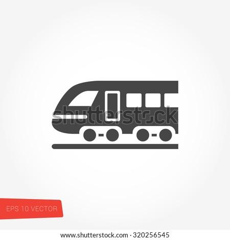 Train Icon / Train Icon Object / Train Icon Picture / Train Icon Drawing / Train Icon Image / Train Icon Graphic / Train Icon Art / Train Icon JPG / Train Icon JPEG / Train Icon EPS / Train Icon AI - stock vector