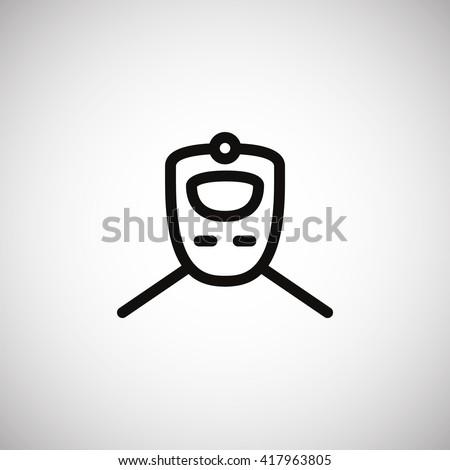 Train icon.Train icon Vector.Train icon Art.Train icon eps.Train icon Image.Train icon logo.Train icon Sign.Train icon Flat.Train icon design.Train icon app.Train icon UI.icon Train web. - stock vector