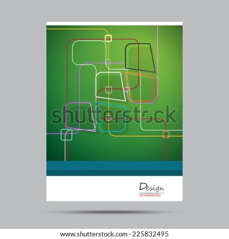 Transparent puzzle, useable on any picture. - stock vector