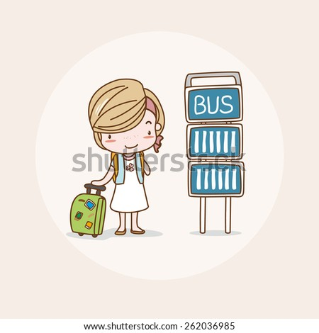 Travel / Travel Vector / Travel Illustration / Travel Picture / Travel Drawing / Travel Image / Travel Graphic / Travel Painting / Travel Art / Travel JPG / Travel JPEG / Travel EPS / Travel AI - stock vector