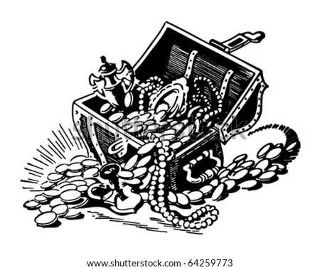 Treasure chest Stock Photos, Images, & Pictures | Shutterstock