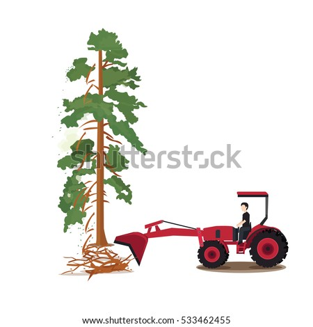 tree removal vector file - Christmas Tree Removal
