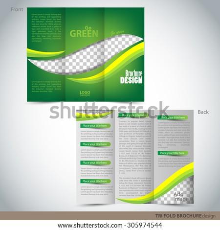 folder brochure