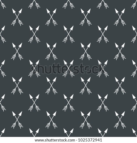 Tribal Seamless Ethnic Background Stylish Primitive Geometric Patterns  Trendy Print Modern Abstract Wallpaper With Grunge Texture