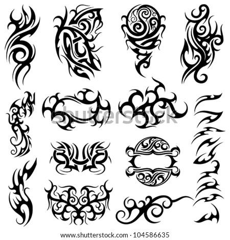 Tattoo designs tribal