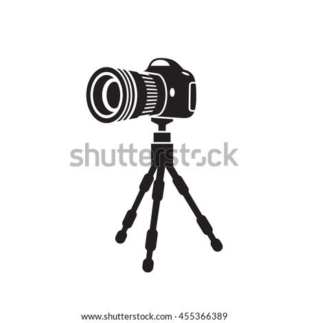 camera on stand stock images royaltyfree images