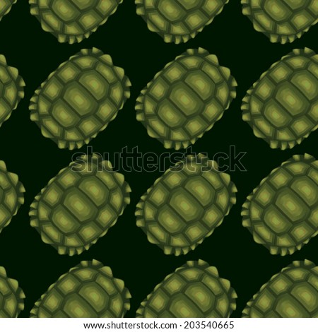 Turtle Shell Vector Turtle Pattern Tortoise Shell