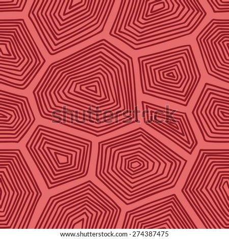 Turtle Shell Vector Turtle Pattern Vector