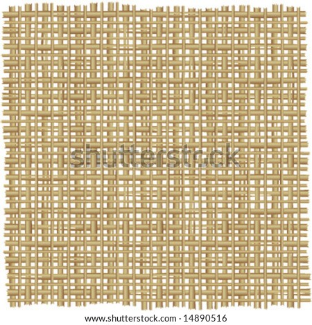 Rush mat stock images royalty free images vectors for Wicker reed
