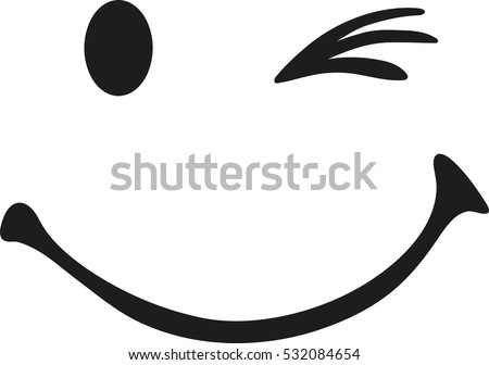 twinking smiley face stock photo photo vector illustration rh shutterstock com smile vector png smiley vectoriel