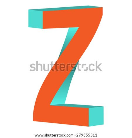 Z 3d Logo Design Twisted Impossible Letter Z Logo Icon Design Template Tlement, Vector ...