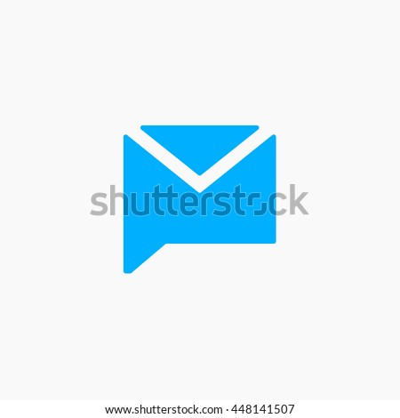 twitter messages icon vector tweet new stock vector royalty free
