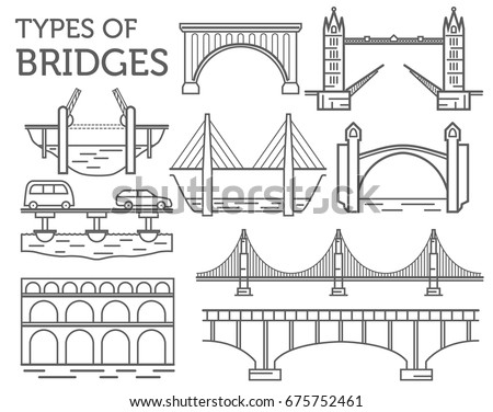 bridge structures and the use of geometry in bridge design The hands-on approach used in the building of a bridge project will  or use of  these geometric designs will show the students that geometry is.