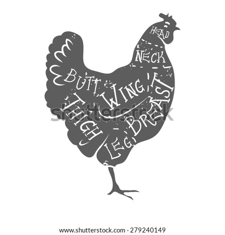 Chicken Parts Stock Images, Royalty-Free Images & Vectors ...