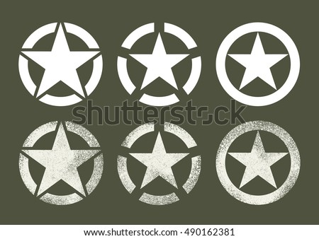 us army font