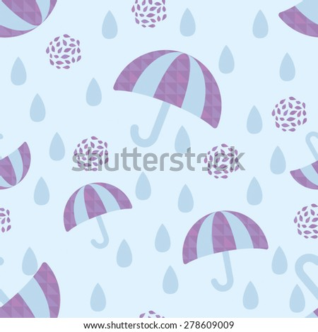 Umbrella Purple