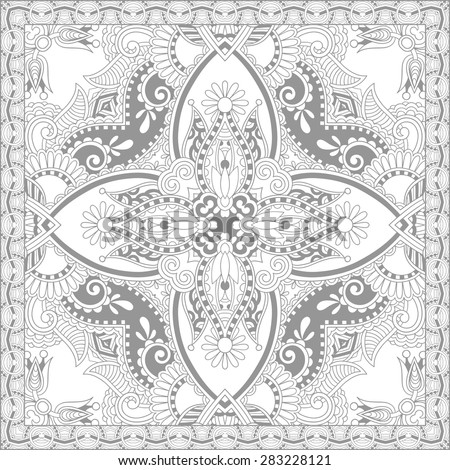 Relaxtion stock vectors images vector art shutterstock for Unique coloring pages for adults