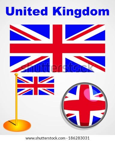 Britain Flag Stock Vectors & Vector Clip Art   Shutterstock