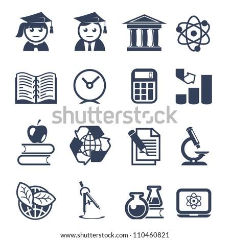 university - stock vector
