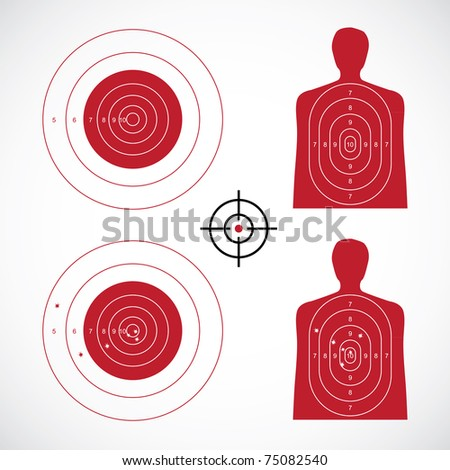 unused and set the targets - illustration