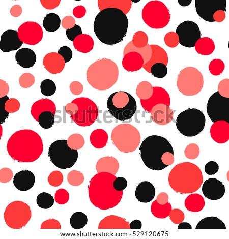red black and white polka dot backgrounds wwwpixshark