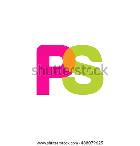 sony playstation logo transparent. uppercase ps logo, pink green overlap transparent modern lifestyle logo sony playstation