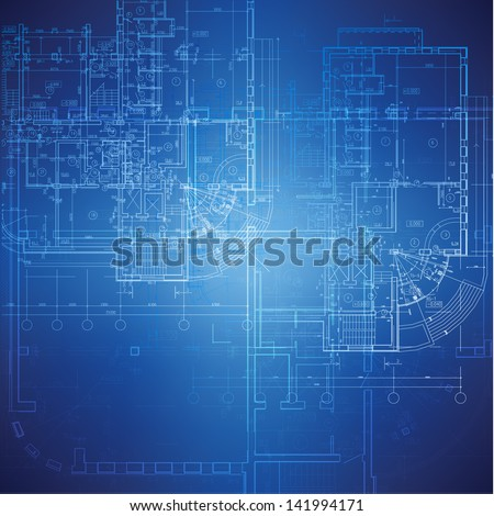 Blueprint stock images royalty free images vectors shutterstock urban blueprint vector architectural background part of architectural project architectural plan malvernweather