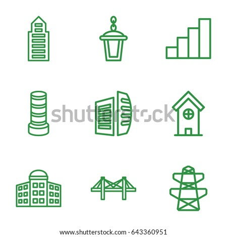 Business Building Pylon Stock Images Royalty Free Images