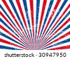 usa background #2 - stock vector