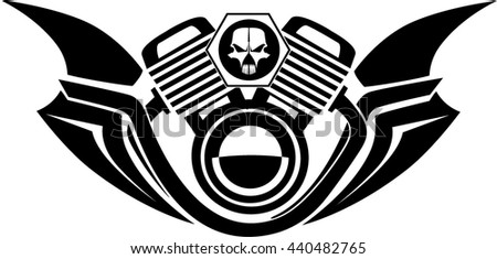 V-twin Stock Images, Royalty-Free Images & Vectors ...