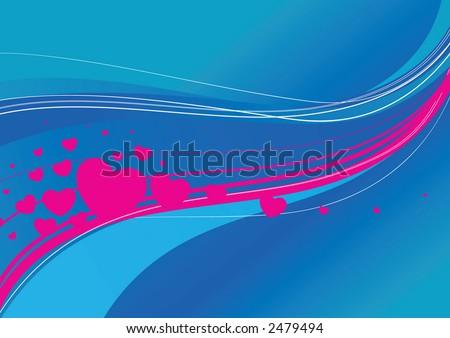 valentine - stock vector